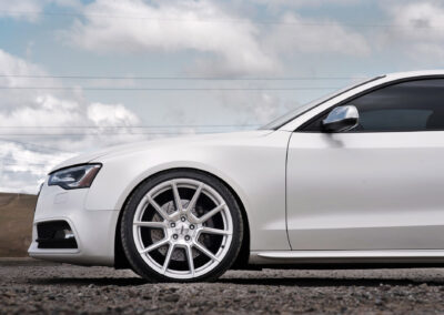 Audi S5 on TSW Chrono rotary forged wheels - 4