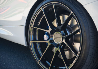 BMW M240i on Beyern Ritz Gloss Black - rotary forged wheels - 5