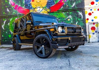 Mandrus Mercedes Wheels-Atlas on Mercedes G Wagon 3