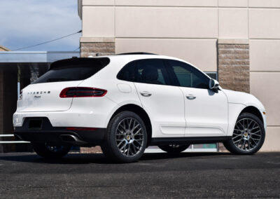 Porsche Macan on Victor Equipment Stabil rotary forged wheels - KC Trends - 3