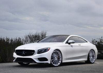 mandrus stirling on a mercedes benz s550 coupe 1